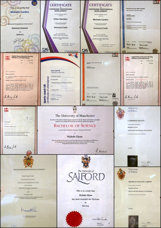 Our certificates to date nursing and combined law degrees